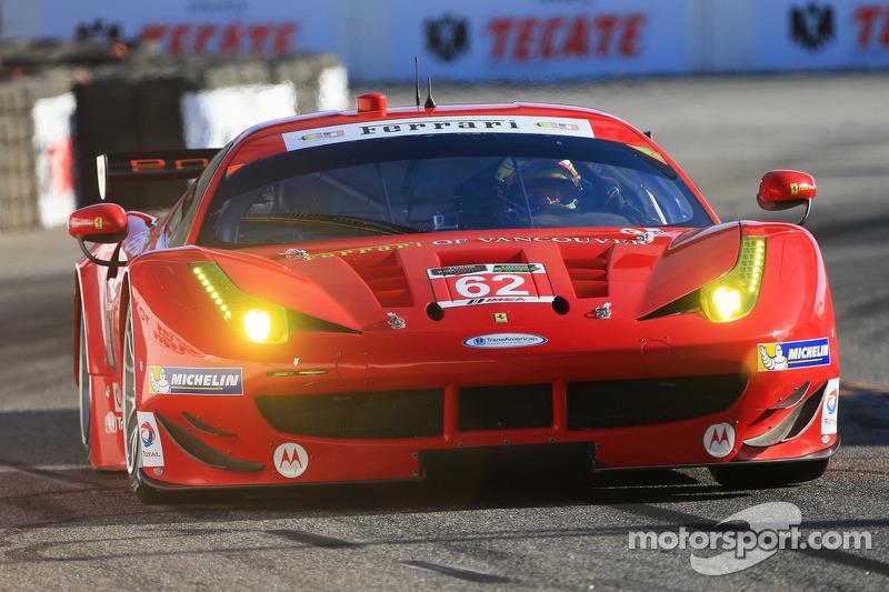 Ferrari 458 Italias chasing more history at Watkins Glen