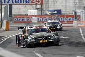 DTM Race report A dominant lights-to-flag victory for Robert Wickens