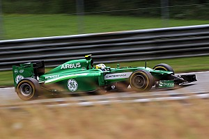 Caterham needs 'help' amid speculation - Kobayashi