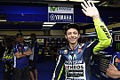Rossi commits to two more years with Yamaha