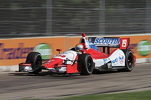 500 miles and no fourth turn as Justin Wilson is ready for Pocono 500