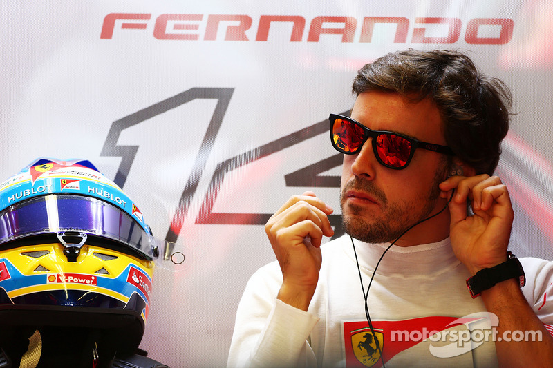 Alonso not looking beyond 'two year contract'
