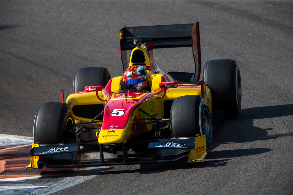 Marciello leads the way in Silverstone