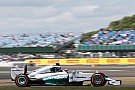 Hamilton takes over at the top at Silverstone