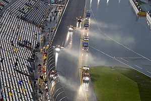 Daytona postponed until 11 a.m. Sunday