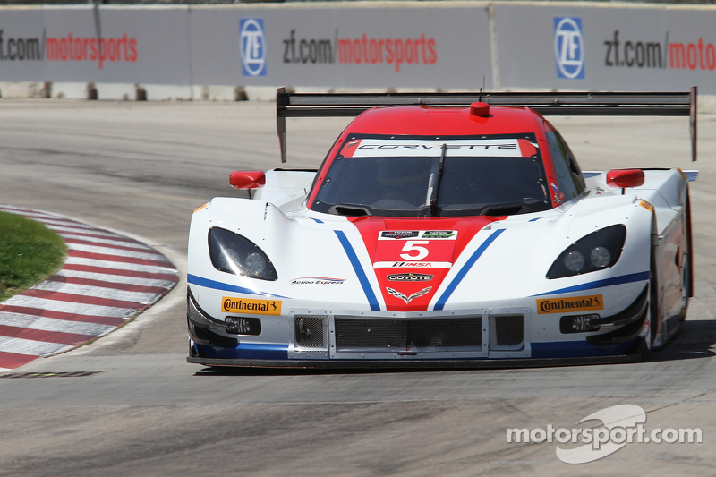 Action Express Racing eager for Canadian Tire Motorsport Park debut