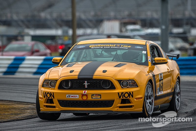 Multimatic/Miller Continental Tire Challenge team happy to be home this weekend