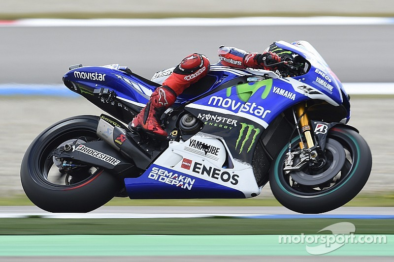 Movistar Yamaha MotoGP secure second row start at Sachsenring