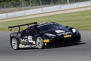 Ferrari Race report Anassis and Lu Sweep Ferrari Challenge weekend at Road America
