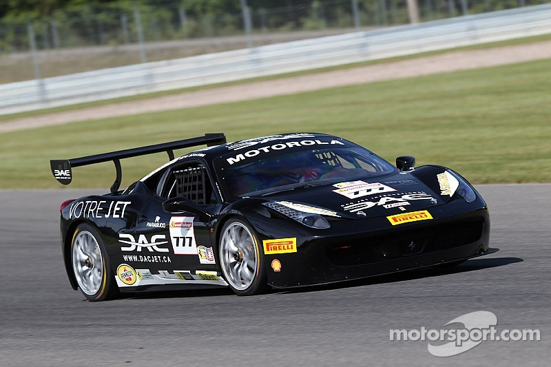 Anassis and Lu Sweep Ferrari Challenge weekend at Road America