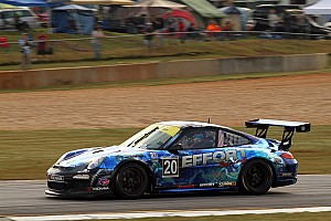 Sloan Urry takes weekend's first Porsche GT3 Cup Challenge race