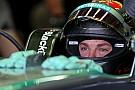 Rosberg quickest in opening practice of home Grand Grix