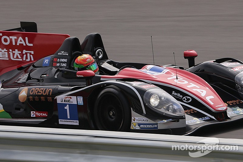 Ho-Pin Tung secured pole position for OAK Racing Team at Inje Speedium