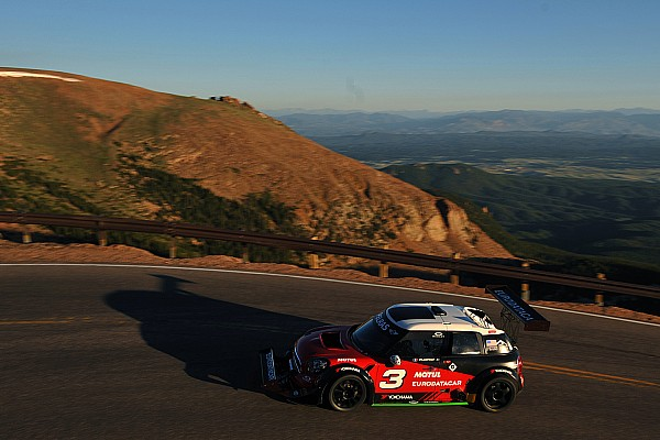 200,000 Euros to win Pikes Peak? Jean-Philippe Dayraut says absolutely