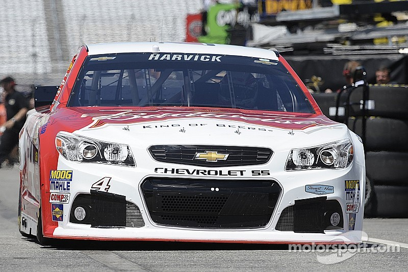 Kevin Harvick Brickyard 400 preview