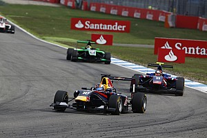 GP3 travelled to Budapest for Round 5