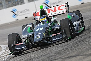 KVSH Racing's Bourdais looking to build on momentum and finish 2014 season strong
