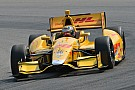 Bourdais, Hunter-Reay lead opening day practice sessions at Mid-Ohio