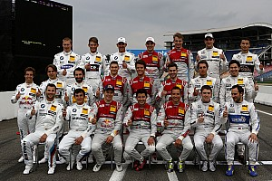 DTM drivers given one unified voice: DTM Driver Association launched