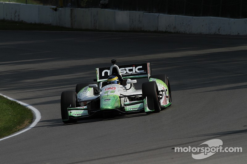 Honda Indy 200 at Mid-Ohio post-qualifying quote sheet