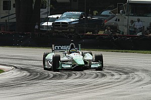 IndyCar Race report Honda Indy 200 at Mid-Ohio post-race quote sheet