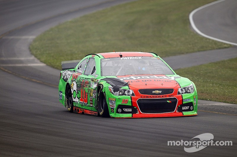 Danica Patrick comes under fire after crash