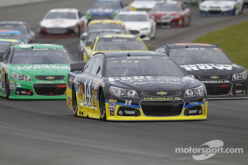 TV ratings slightly down for Pocono compared to last year
