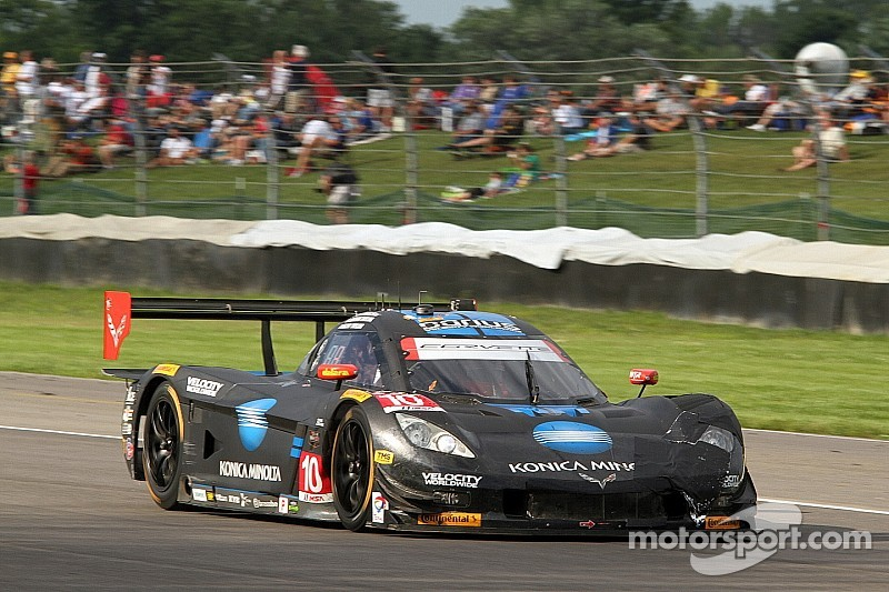 Ricky and Jordan Taylor ready for Road America rebound