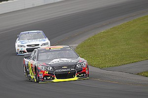 NASCAR Sprint Cup Qualifying report Jeff Gordon knocks Marcos Ambrose off pole at Watkins Glen