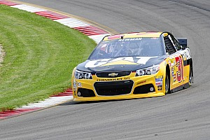 NASCAR Sprint Cup Breaking news Newman calls out Watkins Glen officials