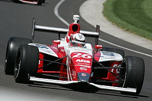 Indy Lights Race report Veach takes Indy Lights win at Milwaukee