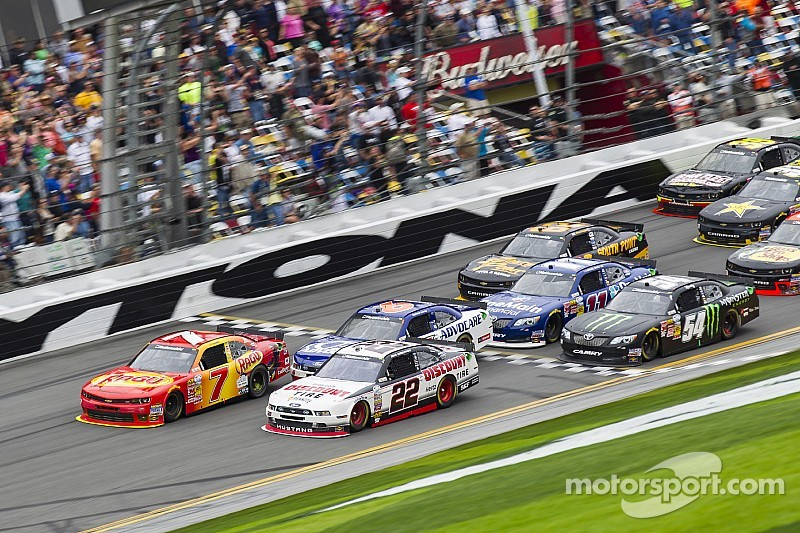 NASCAR close to striking a deal with Comcast for title sponsorship rights