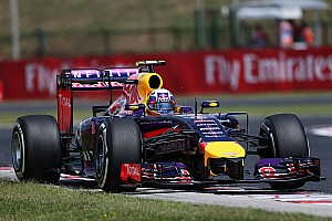 Infiniti Red Bull Racing ahead of Belgian GP
