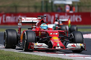 Alonso reveals 'intention' to stay at Ferrari