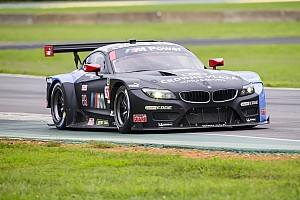 TUSC Qualifying report BMW Team RLL qualifies 2nd and 4th at Virginia International Raceway