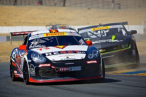 PWC Race report Skeen, Mills, Baldwin secure Saturday Sonoma Round 13 wins