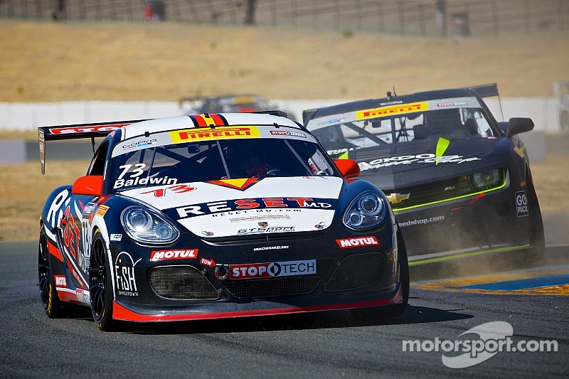 Skeen, Mills, Baldwin secure Saturday Sonoma Round 13 wins