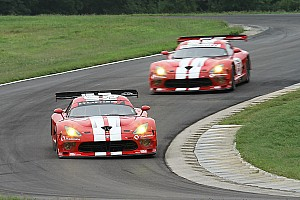 Decent points day for Vipers at VIR
