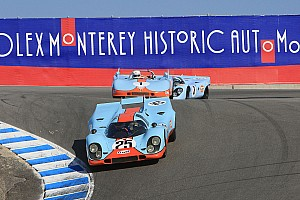 Gordon Kirby: A walk around the Monterey Historics