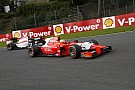 Negrão scores points in soaked Spa weekend
