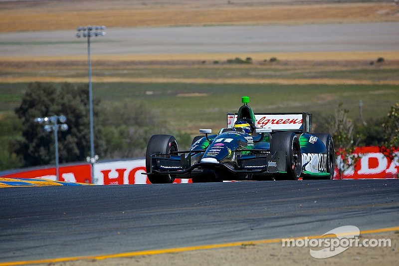 KVSH Racing's Bourdais looking to move up in standings with strong performance in 2014 season finale