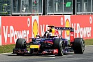 Red Bull ready for the Italian challenge in Monza