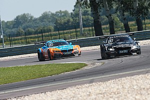 "GT Race report GT Masters: ""PIXUM Team Schubert"" picks up points on a difficult weekend at the Nürburgring"