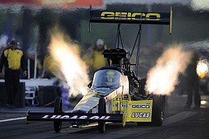 NHRA Race report The drag race they call 'The Big Go'