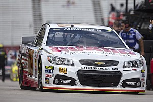 After Richmond, it's back to serious business for Dale Earnhardt Jr.