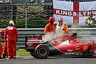 Alonso out of Italian Grand Prix