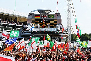 Formula 1 Rumor Post-race rumours rock Monza paddock