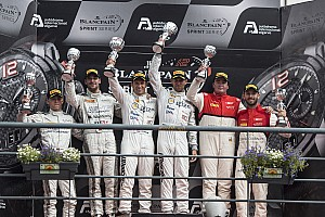 Blancpain Sprint Race report Emphatic win for Götz and Buhk in Portugal