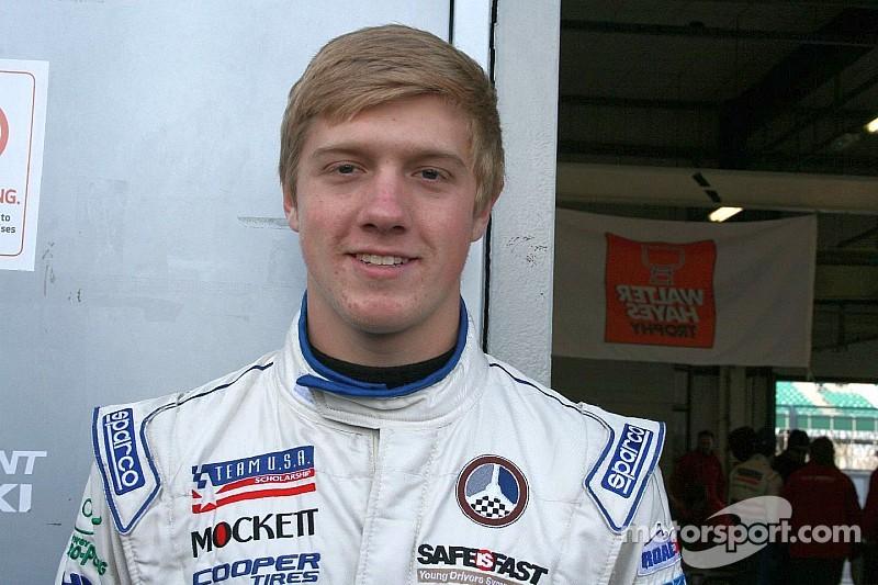 Spencer Pigot set for Indy Lights test