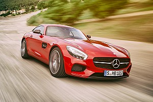 Automotive Breaking news Mercedes-Benz launches new AMG GT